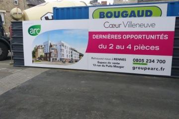 Palissade 2 - coeur Villeneuve Rennes 1