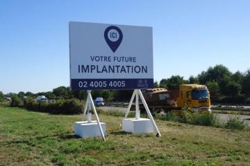 Panneau-de-commercialisation-Leclerc-Drive-Saint-étienne-de-Montluc