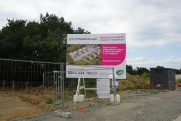 modification visuel 12m² Les Cottages du Lac - Coueron